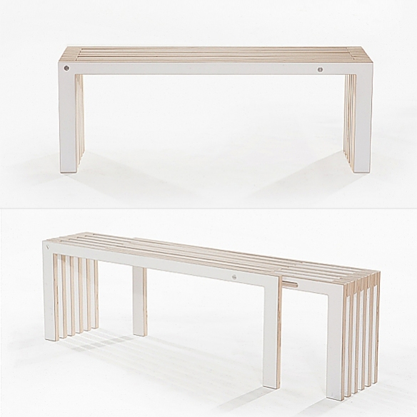 Agranda Extending Bench by Raskl | moddea