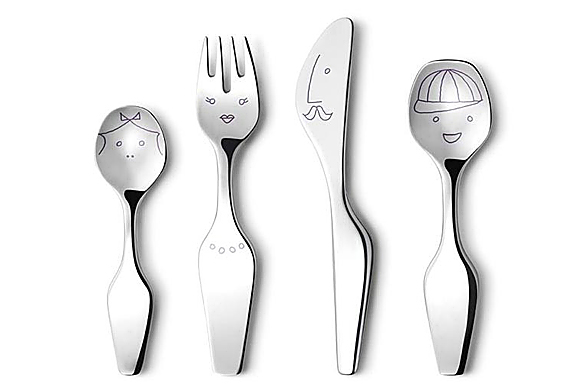 Alfredo Twist Family Cutlery