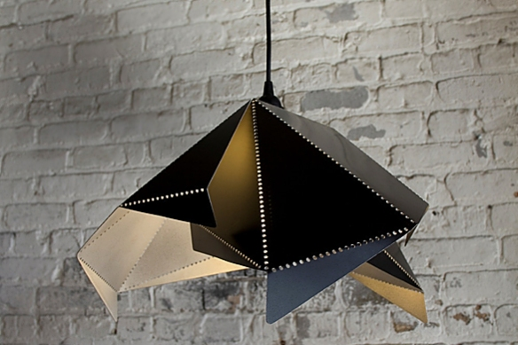 Dotted Lines Lamp by Tandem Made | moddea