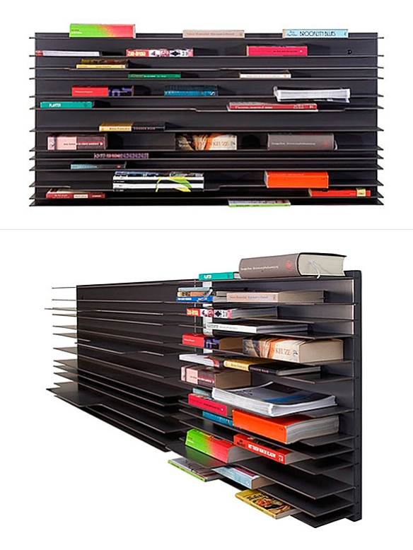 Paperback Wall Shelf by Studio Parade | moddea