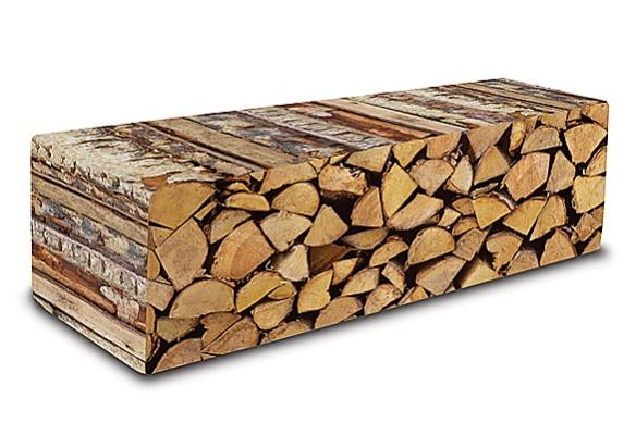 Wood Bench by Krone Hanssen   moddea