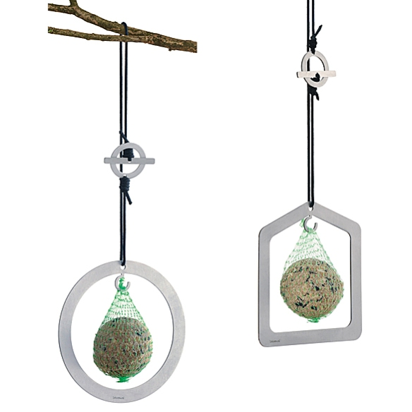 PIANETA Bird Feeders by Susanne Augenstein | moddea