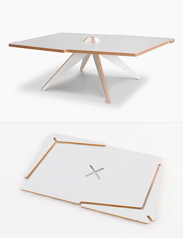 Vic Coffee Table by Elemento Diseño | moddea