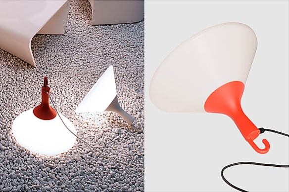 Zelight Lamp by Miki Astori | moddea