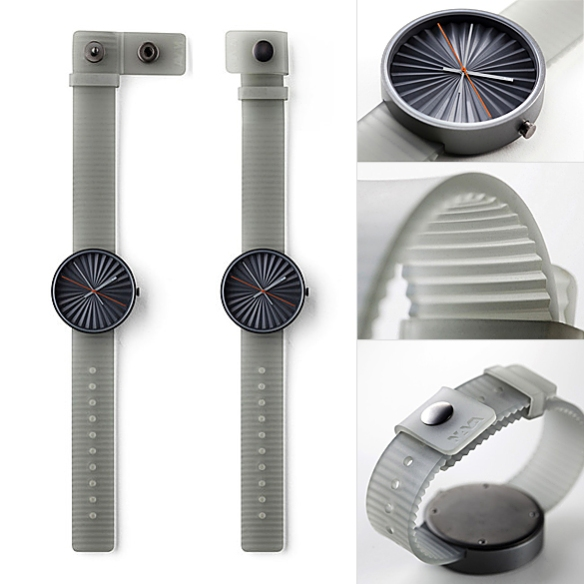 Plicate Watch by Benjamin Hubert | moddea