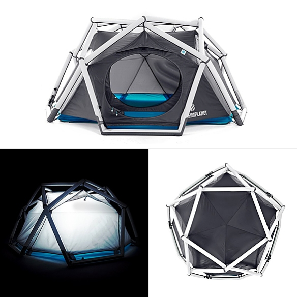 THE CAVE Tent by Heimplanet | moddea