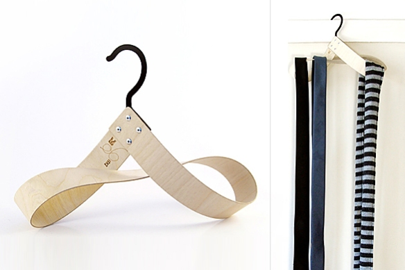 Mobe Accessories Hanger by Dan Hoolahan | moddea