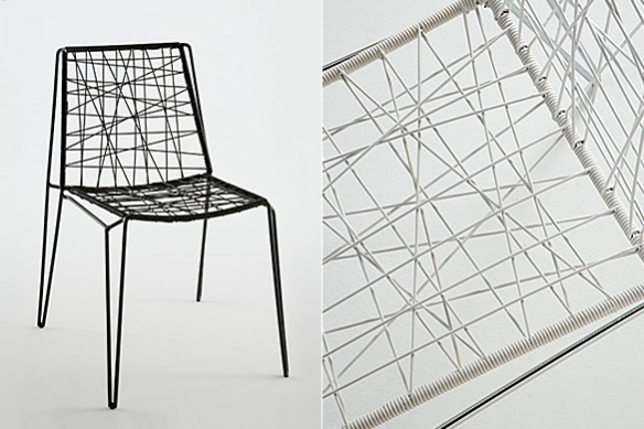 Penelope Strip Chair by Marcello Ziliani | moddea