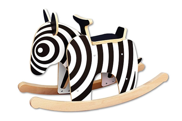 Rocking Zebra by Newmakers | moddea