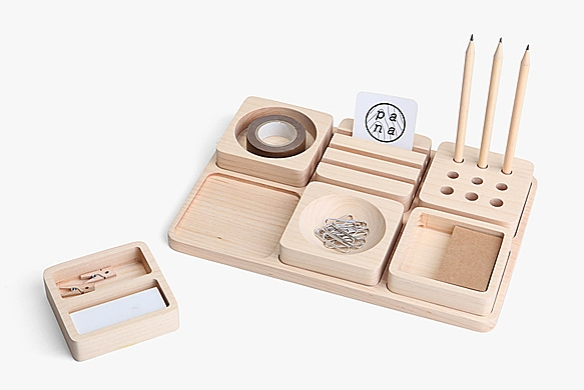 TOFU Stationery Set by Pana Objects | moddea