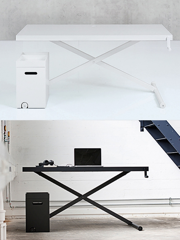 XTable Desk by KiBiSi | moddea