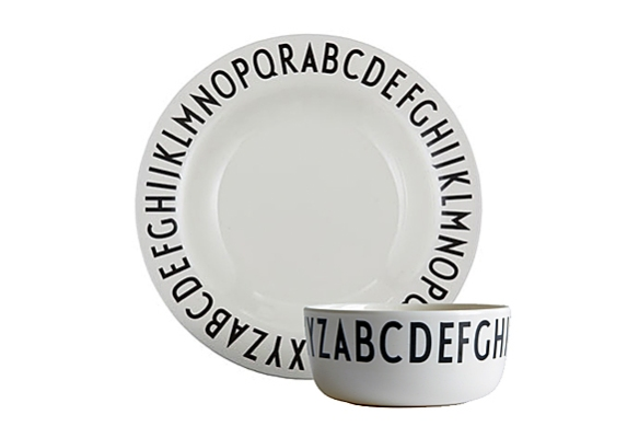 Arne Jacobsen Cup and Plate by Design Letters | moddea
