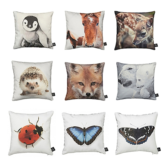 Baby Animal Cushions by By Nord | moddea