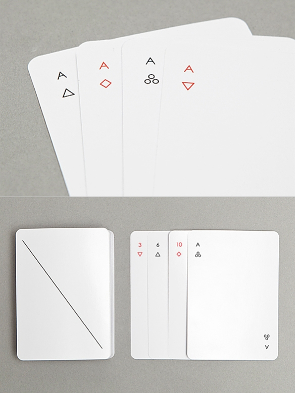 IOTA Playing Cards by Joe Doucet | moddea