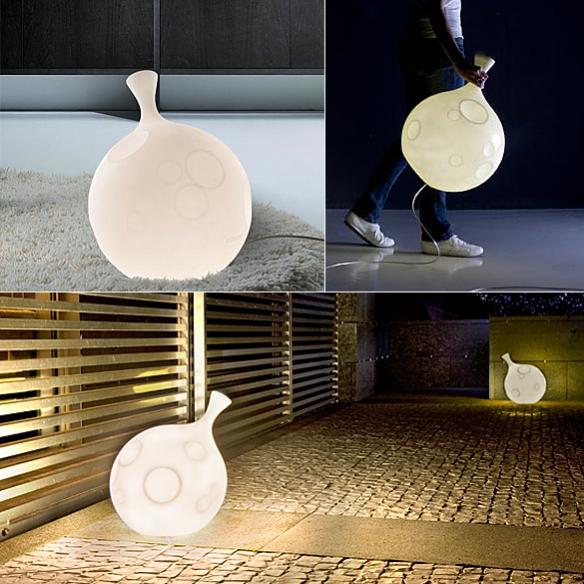 Lua Lamp by Martín Azúa | moddea