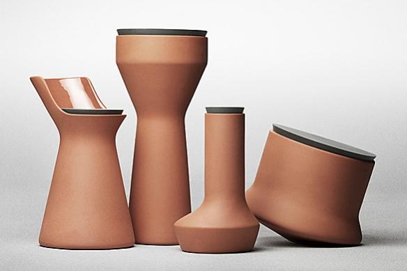 Pots by Benjamin Hubert | moddea