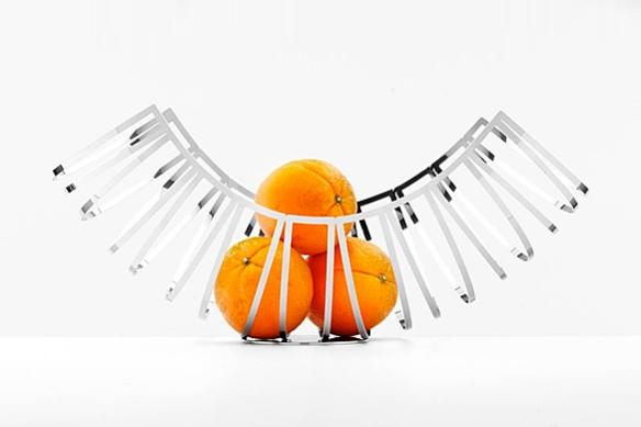 Toledo Fruit Holder by Ruben Simões | moddea