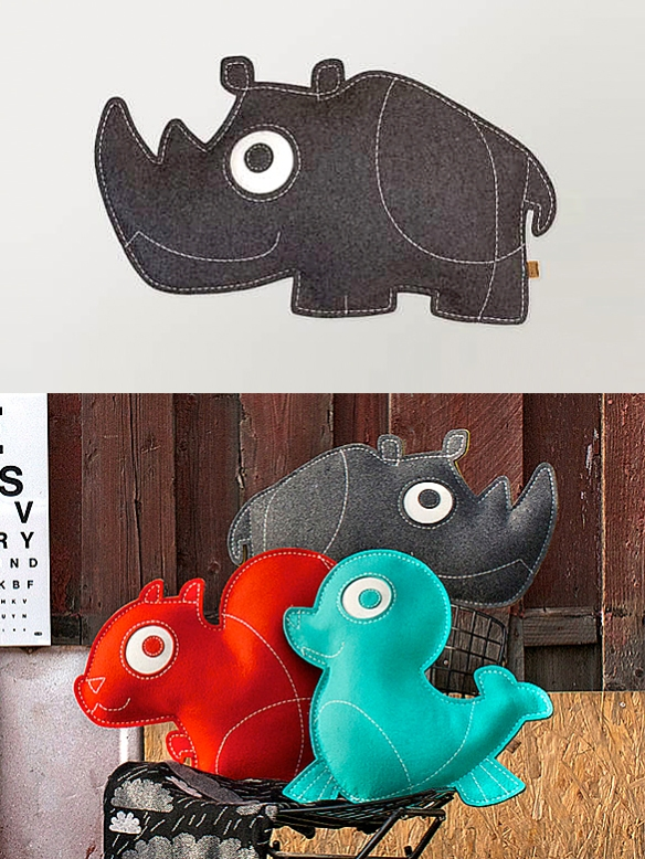 ZooperPets Pillows by WhatWeDo | moddea