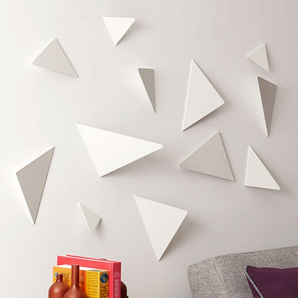 Facetta Wall Decor by Alan Wisniewski | moddea