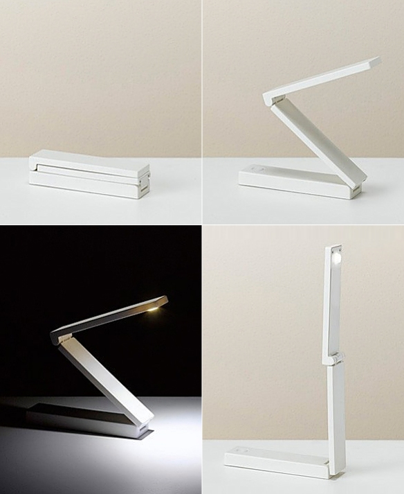 LED Mobile Lamp by MUJI | moddea