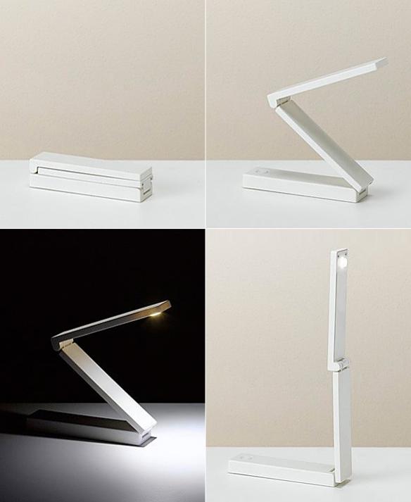 LED Mobile Lamp by MUJI | moddea