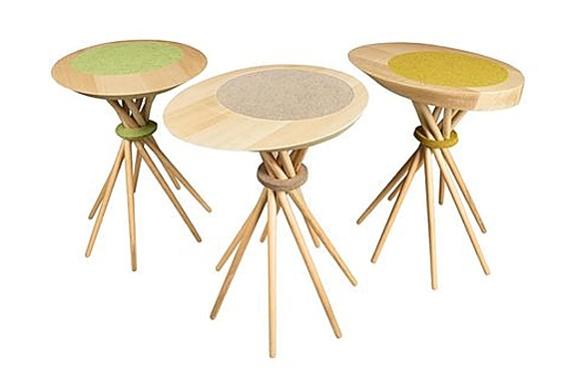 Paul Table by Metylos | moddea