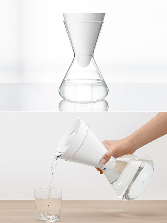 Soma Water Filter and Carafe | moddea