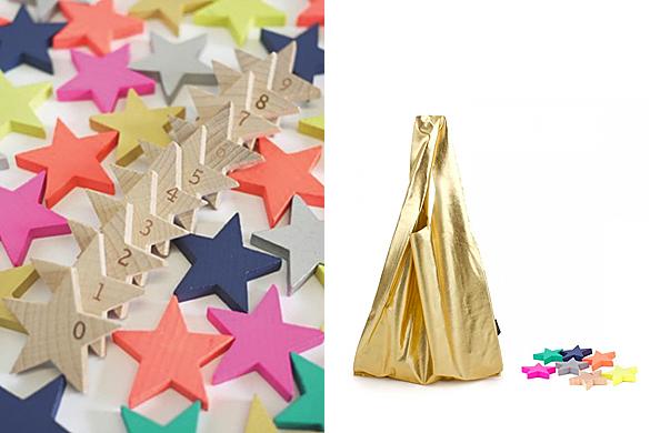 Tanabata Star Dominoes