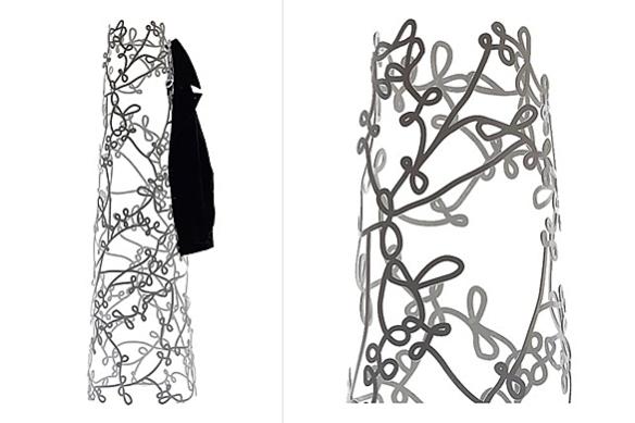 Tuta Coat Hanger by Nendo | moddea