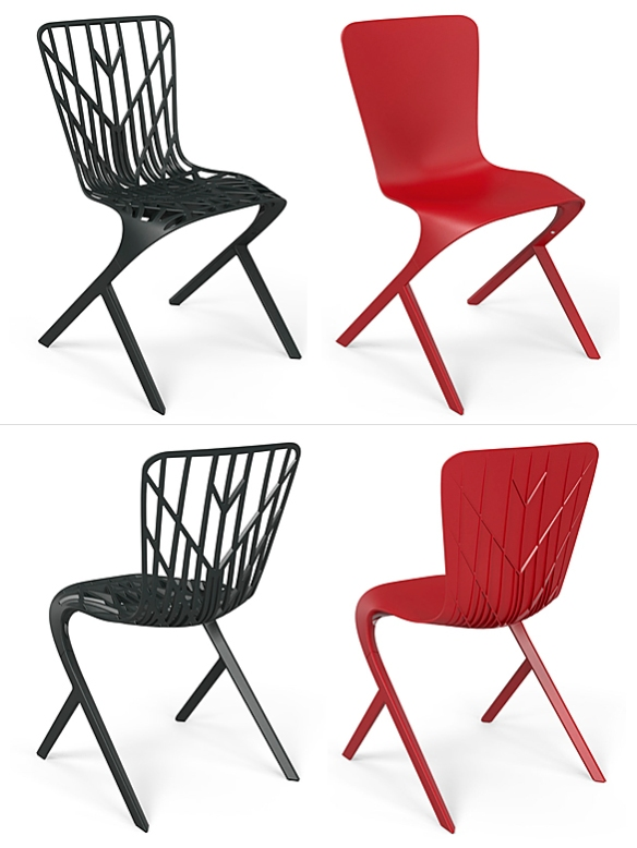 WASHINGTON Chair Collection by David Adjaye | moddea