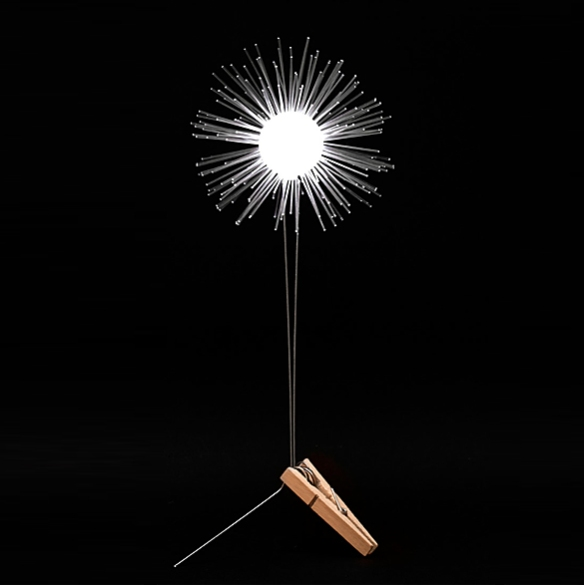 Lichtbloem DIY Light by Coen Hoogstraten | moddea