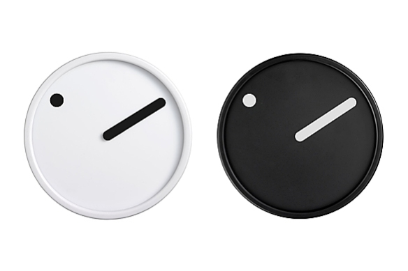Picto Wall Clock by Steen Georg Christensen & Erling Andersen | moddea