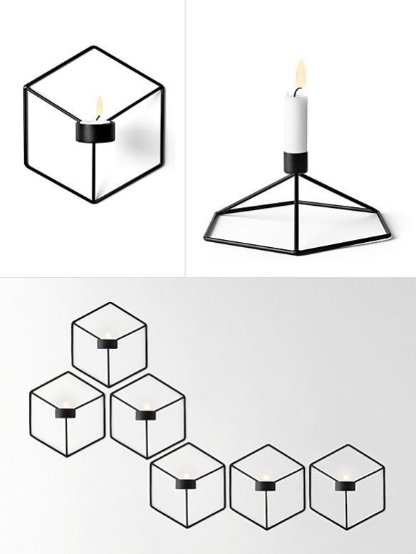 POV Candleholders by Note | moddea