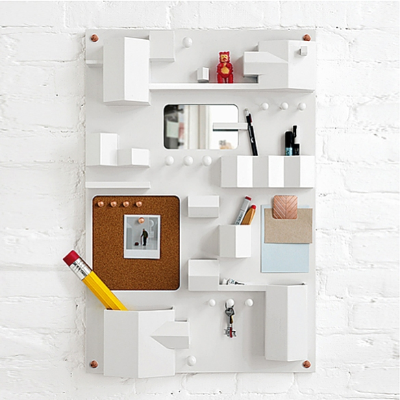 Suburbia Wall Storage by Note | moddea