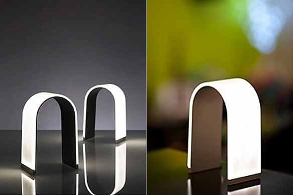 Mr. N LED Table Lamp by Koncept | moddea