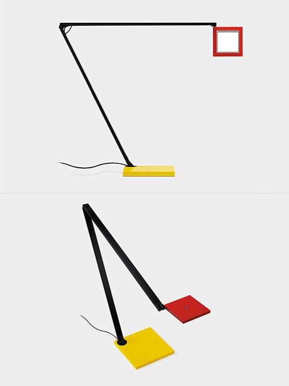 QUATTRO Task Lamp by Robert Sonneman and Peter Polick | moddea