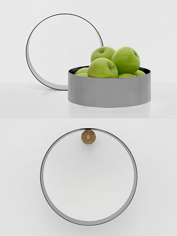 BLACK BAND Centerpiece by Minimalux | moddea