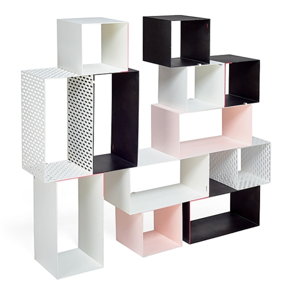 ION Mini Shelving System by abcDNA | moddea