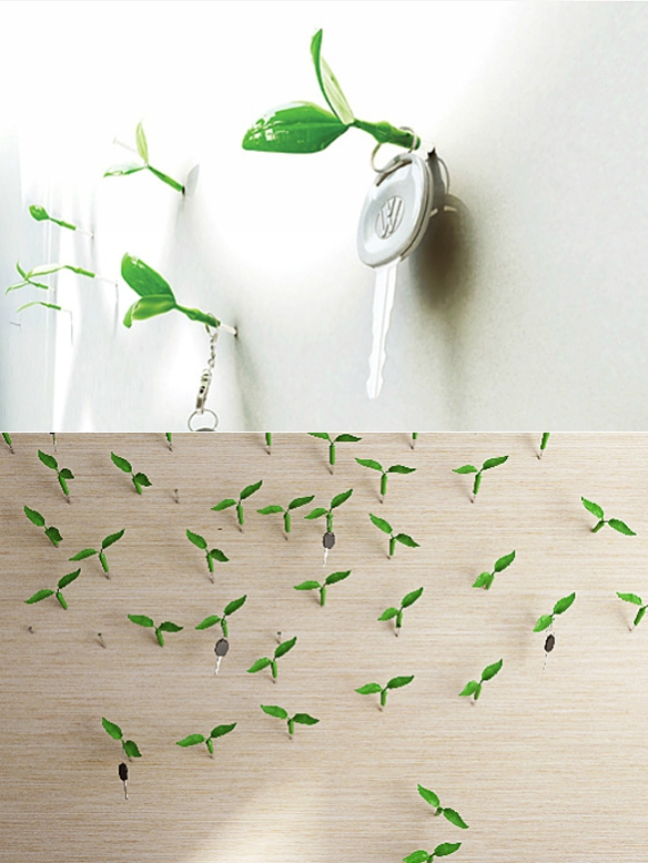 LEAF COVER Hooks by Jung Hwajin | moddea