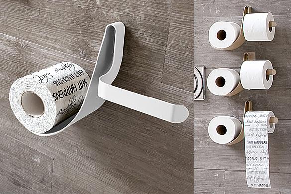 TULIP Toilet Roll Dispenser