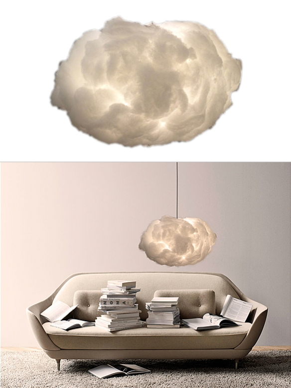 CLOUD Lampshade by Vita | moddea