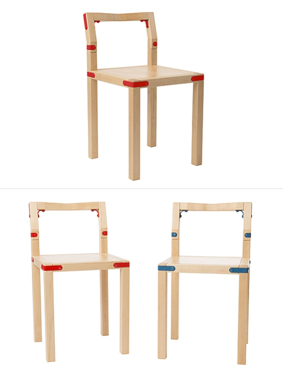Everett Chair by Frame + Panel | moddea