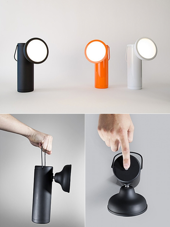 M Lamp by David Irwin | moddea