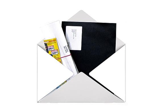 Envelope Mail Holder by Goodwin + Goodwin | moddea