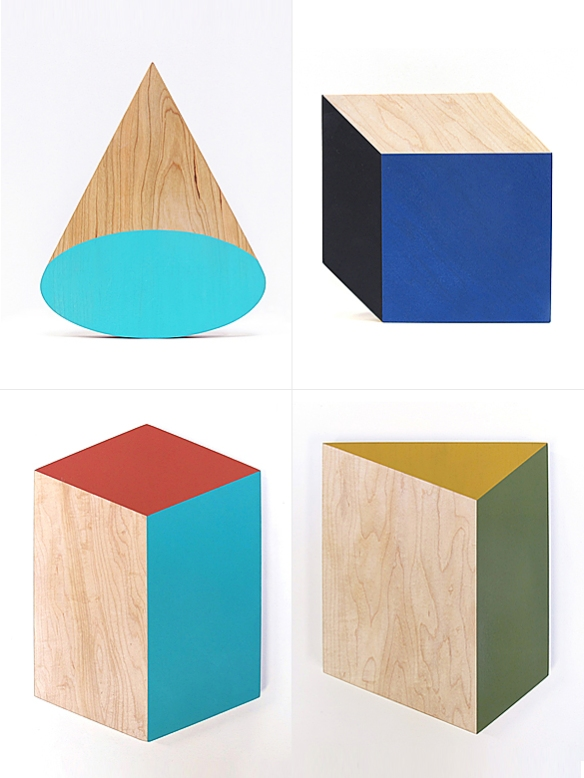 Shape Boards by Bower | moddea
