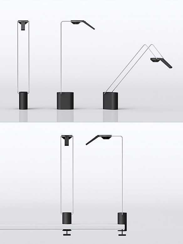 SPARROW LED Task Light by Antenna Design | moddea
