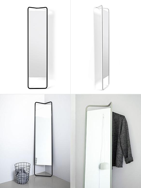 Floor Mirror by Kaschkasch Cologne | moddea