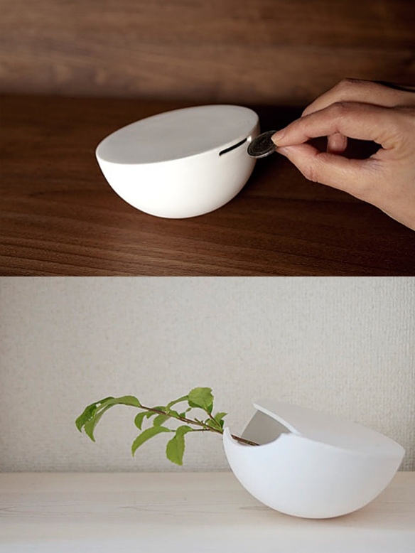 Porcelain Bank by Oji Masanori | moddea