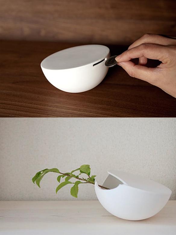Porcelain Bank by Oji Masanori | moddea