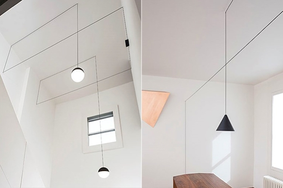 STRING Lights by Michael Anastassiades | moddea